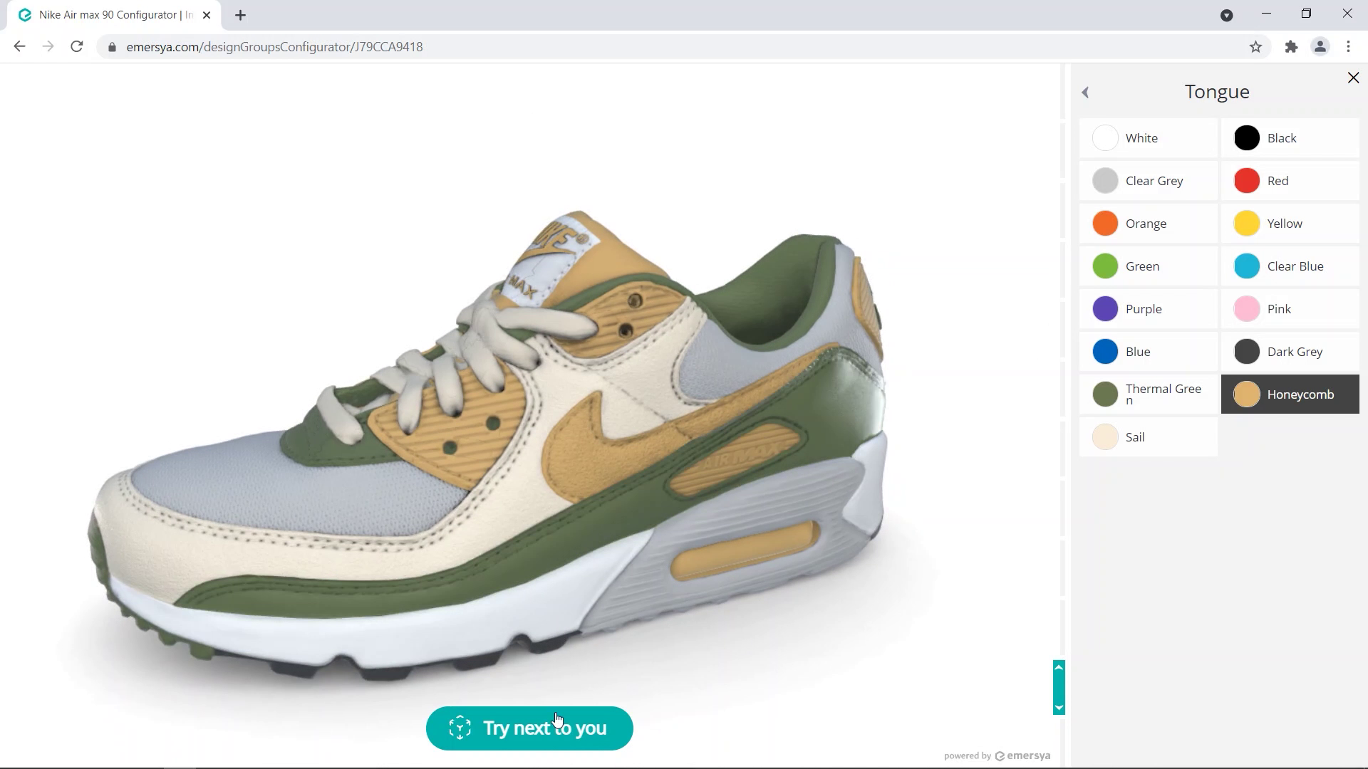 Preview image of Photo-realistic 3D models for online product customization